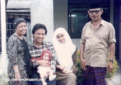 Ayah Ibu, istri dan Luluk