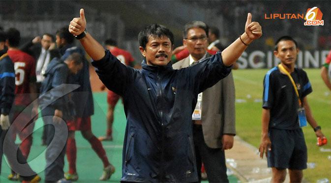 Coach Indra Safii - liputan 6