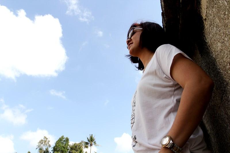 Model : Niken Cameraman : Lilo