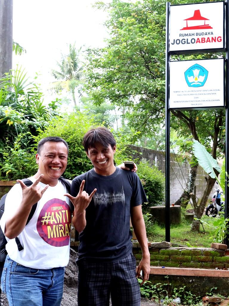 Blogger Nusantara di Jogjas
