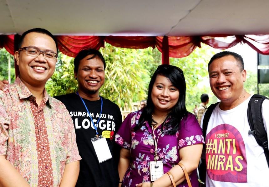 Blogger Nusantara di Jogja