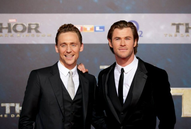Thor dan Loki