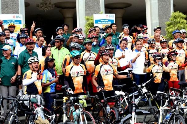 Audax Surabaya Jogja 325 km