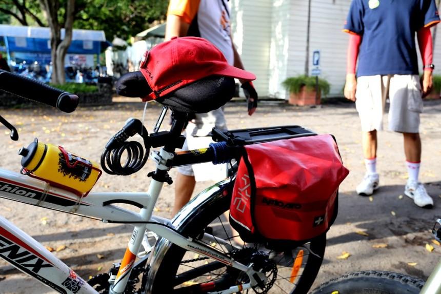 Periksa Sepeda sebelum berangkat