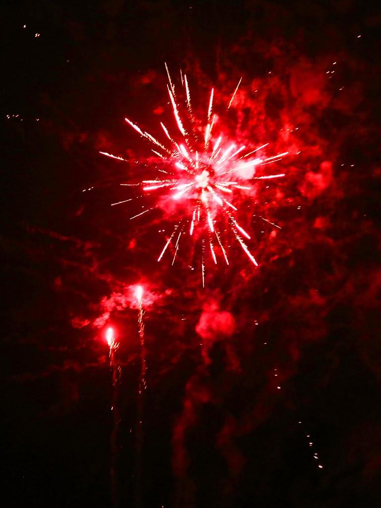 Kembang Api Tahun baru 2014