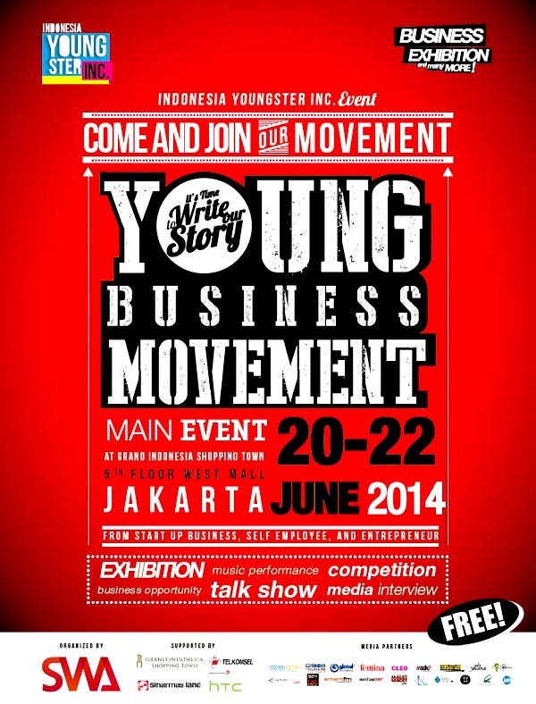 Young Business Movement FREE