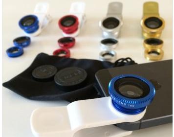 3 in 1 universal clip lens at Elevenia