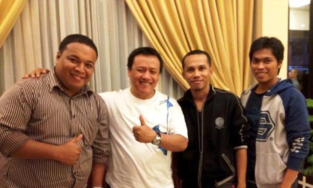 Bersama blogger Maluku