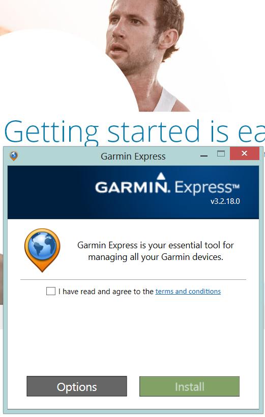 Install Aplikasi GARMIN di PC