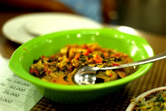 Kuliner Ikan ala Halmahera