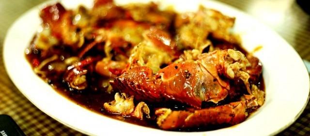 Kepiting Kenari Halmahera