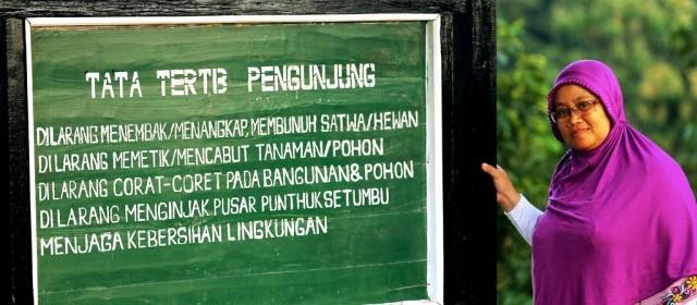 Tata Tertib pengunjung Punthuk Setumbu