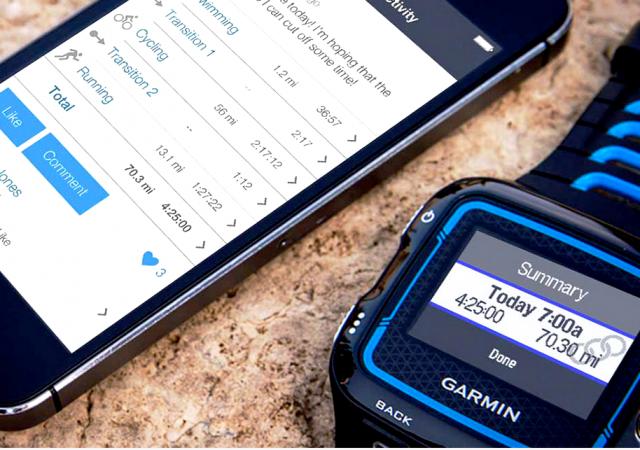Koneksi Bluetooth di Garmin Forerunner 920XT
