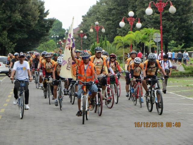Goweser Surabaya Jogja menuju Balairung
