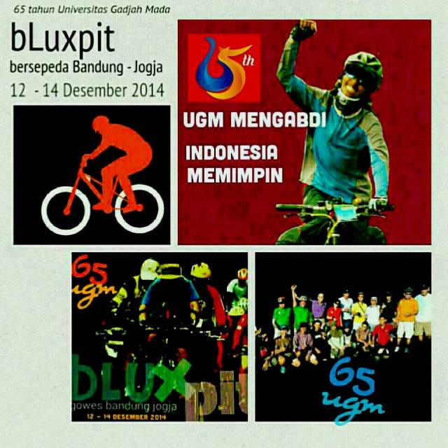 BluXpit 2014 Bandung Jogja 400 km