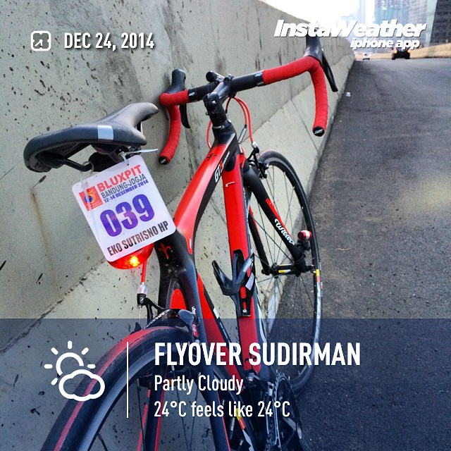 Flyover Sudirman Jakarta
