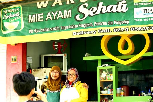 Mie Sehati Taman Kuliner Condongcatur