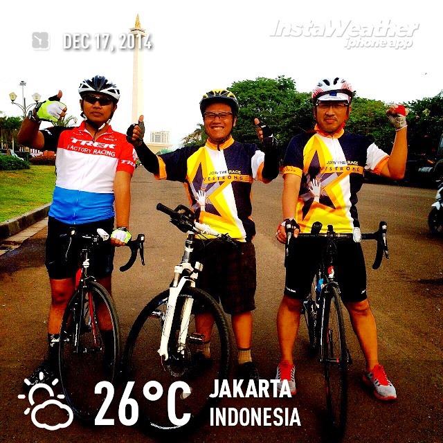Polygon Heist 5 di Monas Jakarta