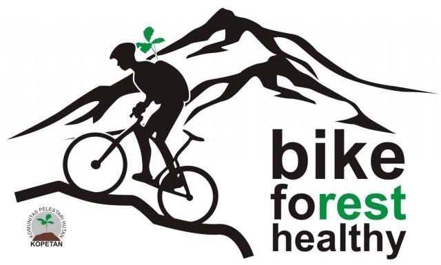 "Bike forest healthy ""Go Green Mangunan"""