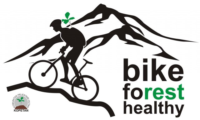 "Bike forest healthy ""Go Green Mangunan"""