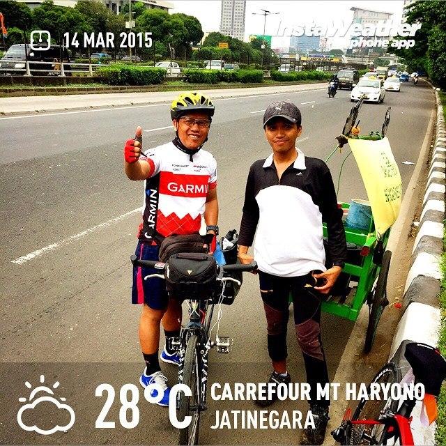 Anan Priyanto spesial Touring