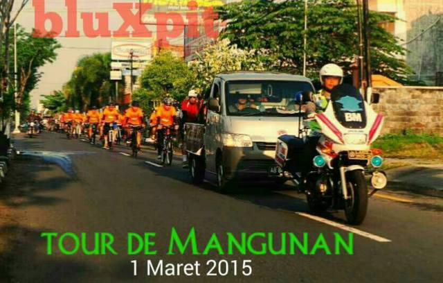 Tour de Mangunan bersama BluXpit