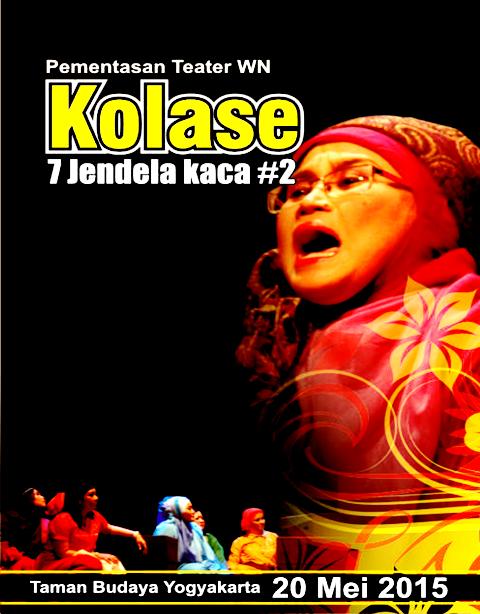 Teater WN, TBY Jogja, Rabu, 20 Mei 2015