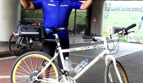 Cukup satu sepeda saja