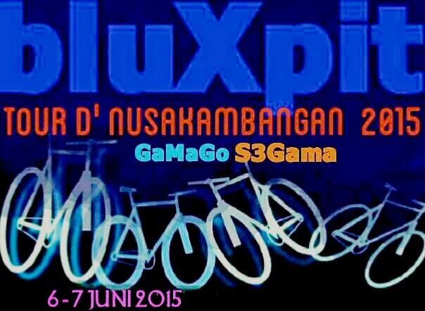 S3Gama Gamago Nusa Kambangan