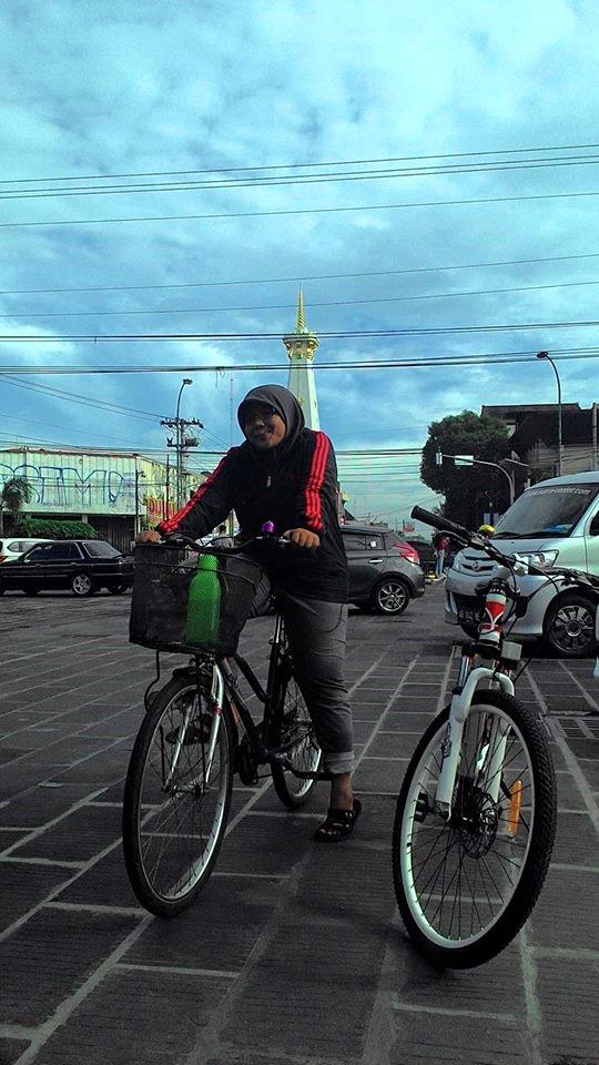 Goweser Sepeda kota