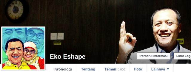 Facebook eshape