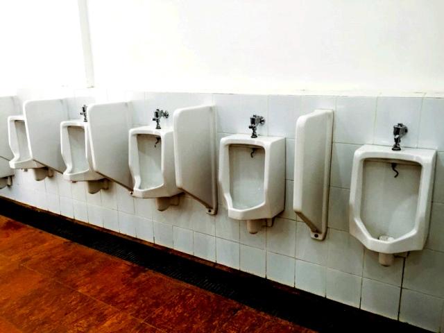 Toilet Rest area Cipali sebagian tidak berfungsi