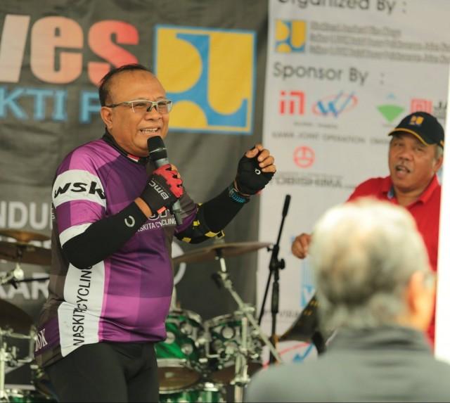 Harbak PU 2015 etape Cikampek