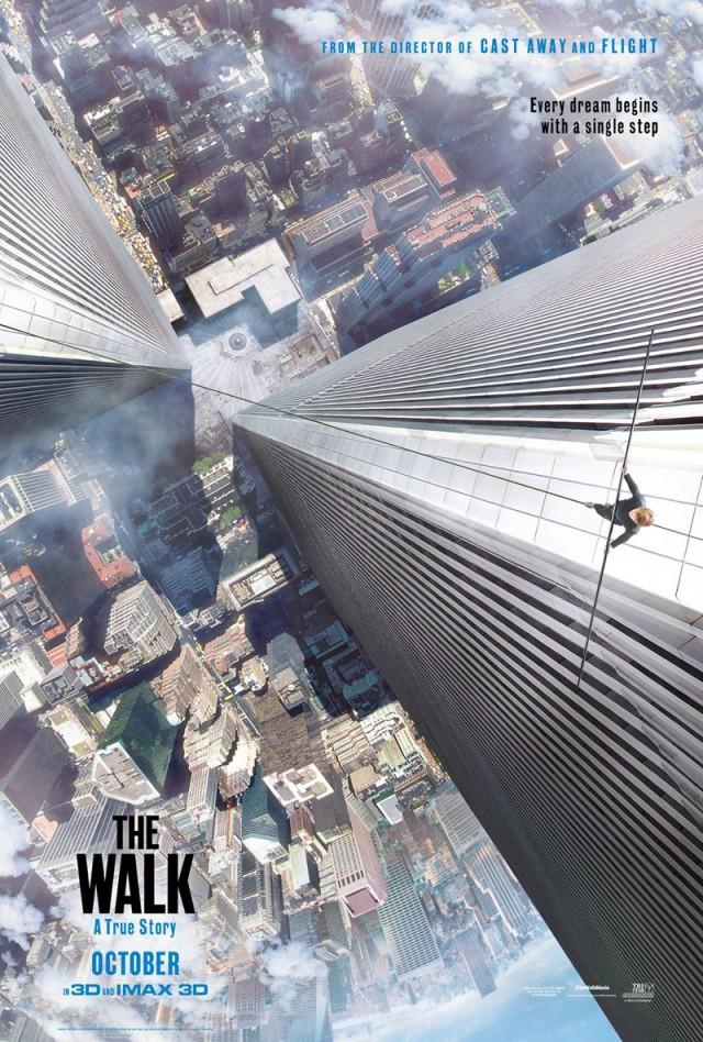The Walk melintasi WTC dengan tali