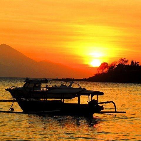 Sunset Senggigi
