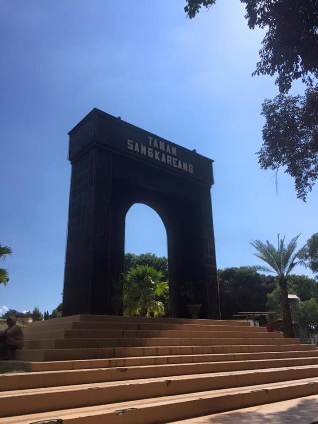 Taman Sangkareang Mataram Lombok