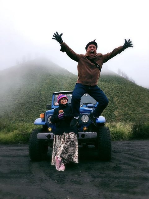 bromo-jump