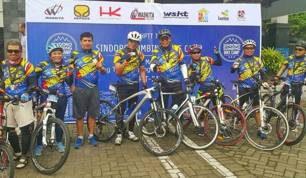 Finish Posong Jogja FT UGM