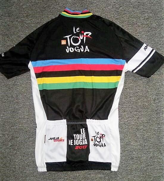 jersey Le Tour de Jogja