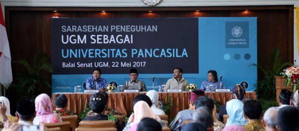 UGM Universitas Pancasila