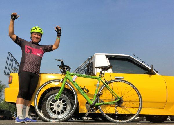 Safety Bike Ijo