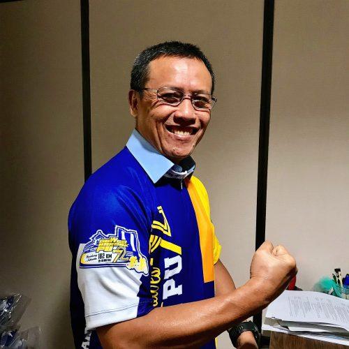 Gowes Harbak PU 72 Bandung Jakarta 182 Km
