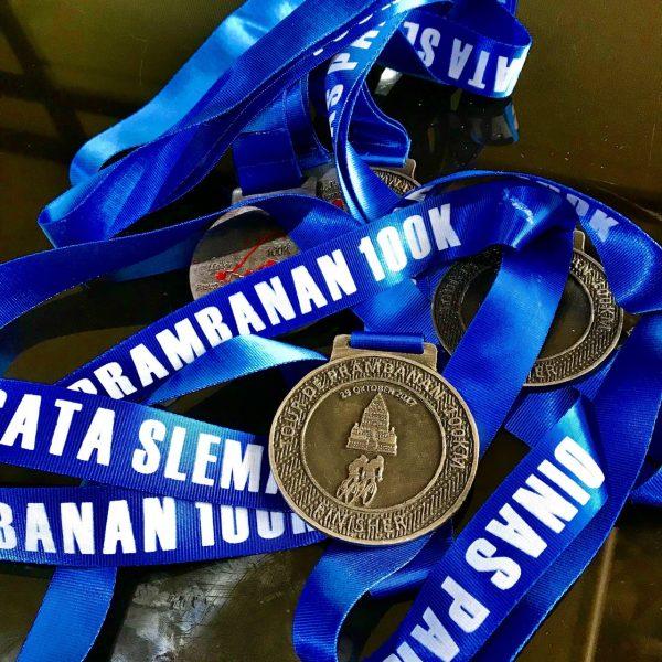 Medali Tour De Prambanan