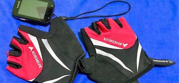 Sarung tangan baru yang gagal kupakai