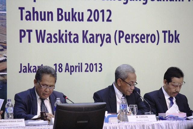 RUPS Waskita 2012