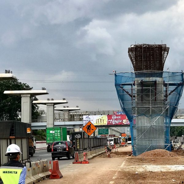 Safety first Proyek harus terus digalakkan