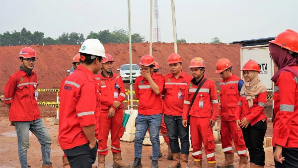safety meeting Cibitung Cilincing