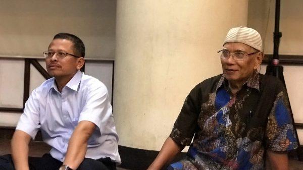 Direktur WASKITA dalam Bukber 4 Juni 2018