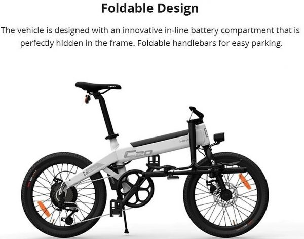 foldable design