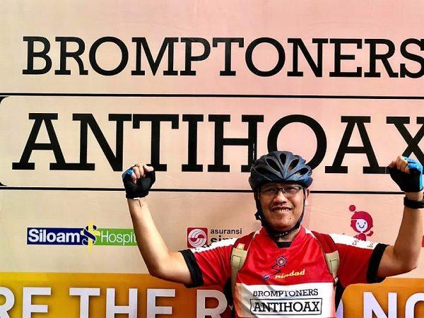 Brompton anti HOAX